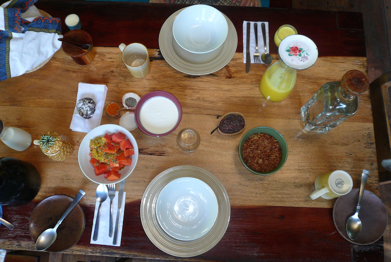 Travel Guide: Panama - Panama breakfast