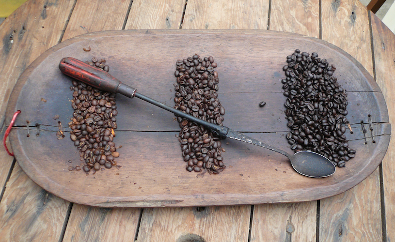 Travel Guide: Panama - coffee