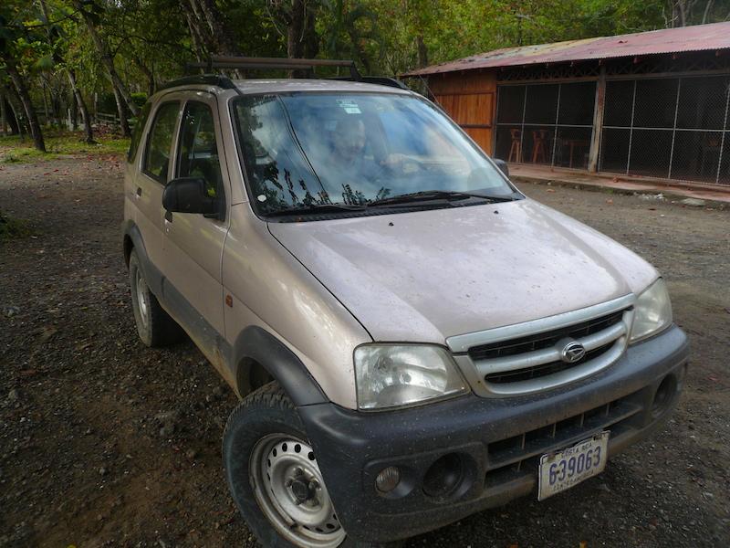 Costa Rica Rental Car