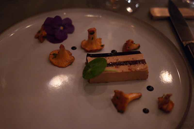 Paris Food Guide - Restaurant Frenchie foie gras