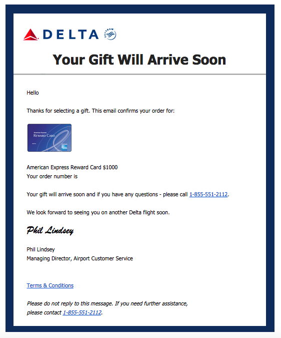 delta e gift card reasons to volunteer on an overbooked delta flight 8038