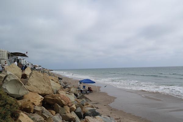 Rincon Parkway Beach Access