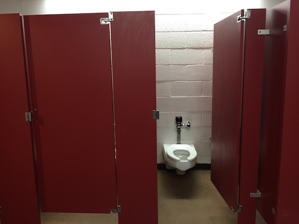 Boulder County Fairgrounds - Bathroom 1