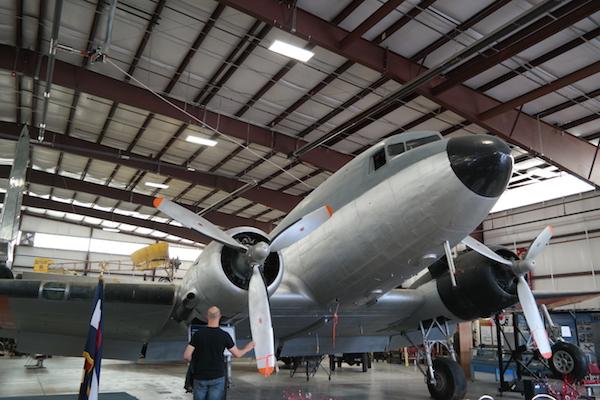 Pueblo Air Museum - C-47