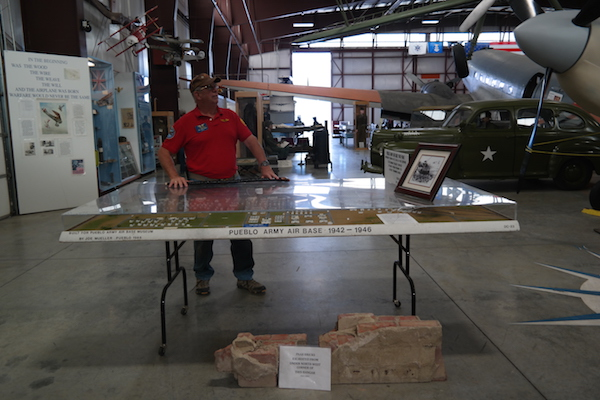 Pueblo Air Museum Tour - Mac
