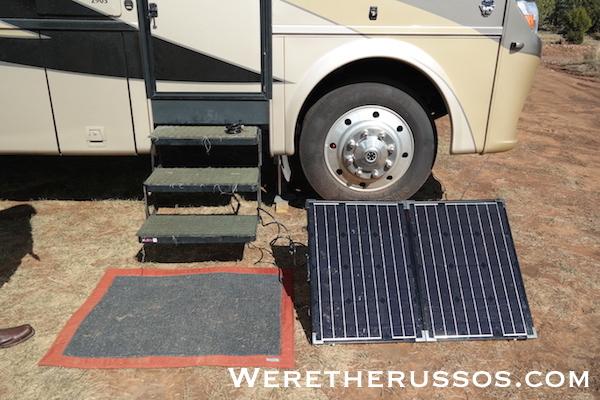 Renogy 100w Portable Solar Panel Review
