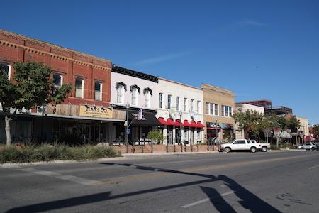 Downtown San Marcos TX thumb