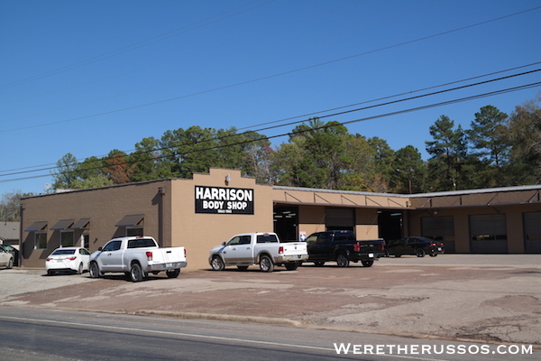 Harrison Body Shop Livingston TX