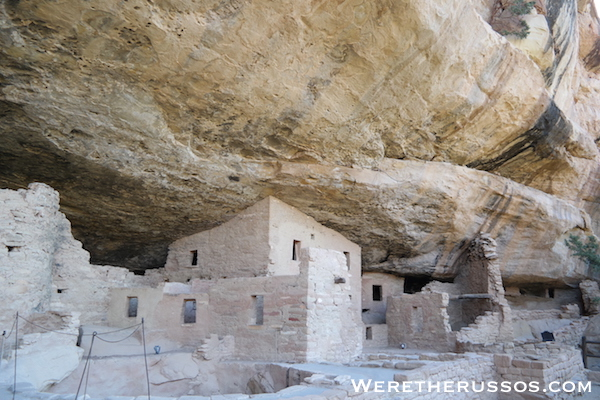 Mesa Verde National Park Self Guided Tours