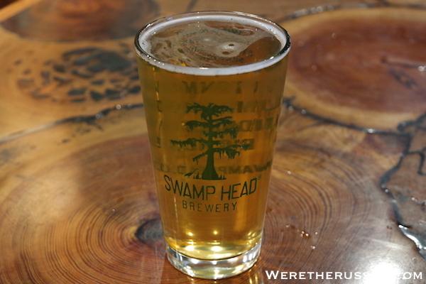 Swamp Head Morning Glow
