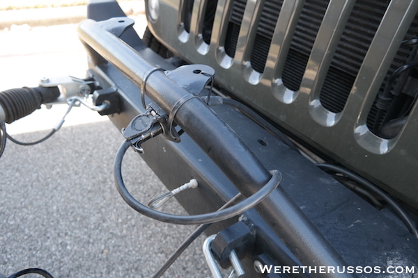 Jeep Jk Flat Tow Wiring Harness : How to flat tow a jeep wrangler
