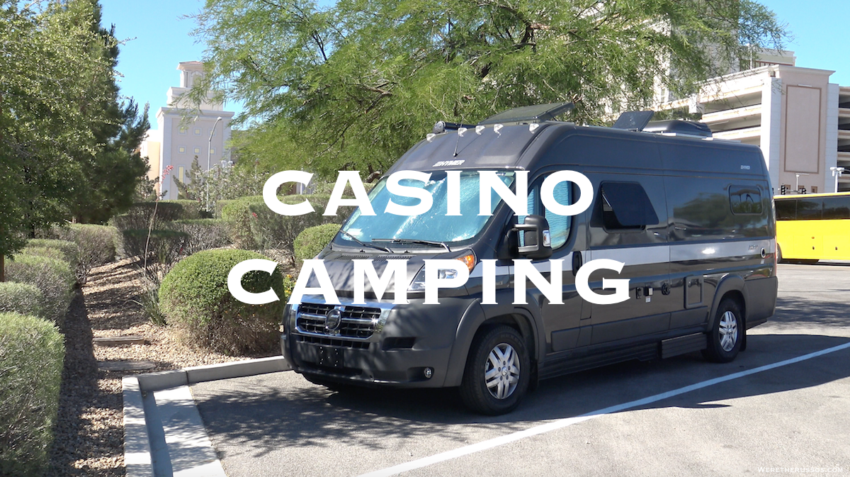 Casino Camping - How to Find Overnight Parking at Casinos