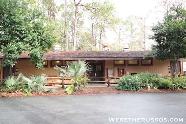 Disney's Fort Wilderness Comfort Station