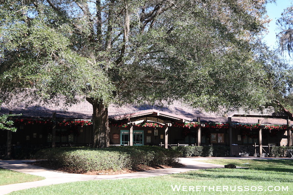 Disney's Fort Wilderness Meadows Trading Post