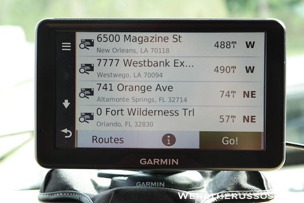 Garmin RV GPS 4