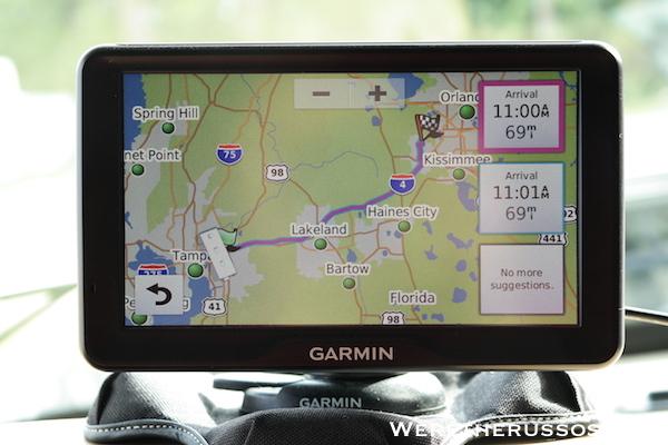 Garmin RV GPS 5