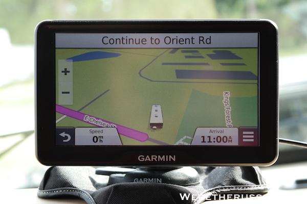 Garmin RV GPS 6