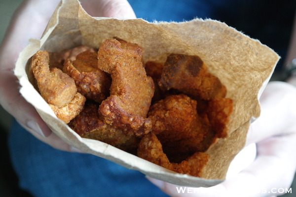 Billy's Seasoned Cracklins