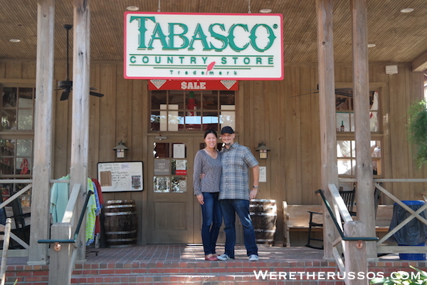 Tabasco Factory Tour