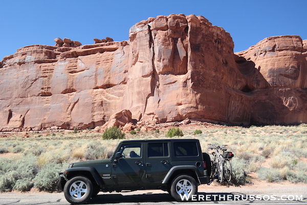 Jeep Wrangler Unlimited Review - Great Vehicle to Tow Behind