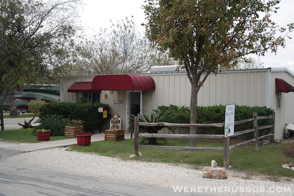 Canyon Trails RV Park San Marcos