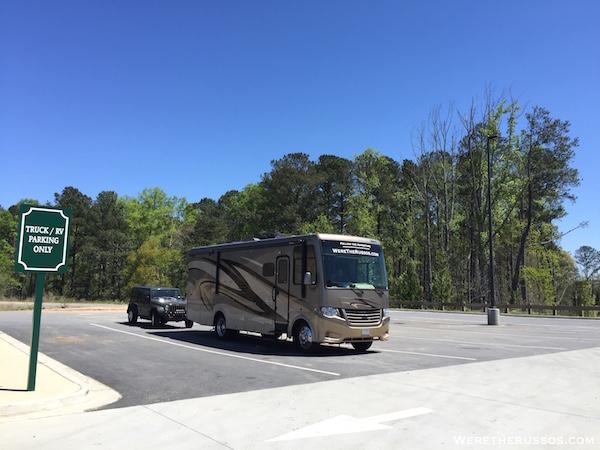 Cabelas-Acworth-RV-Parking