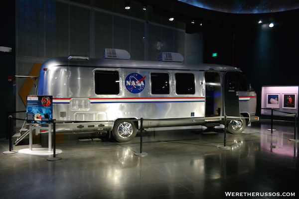 Kennedy Space Center Airstream