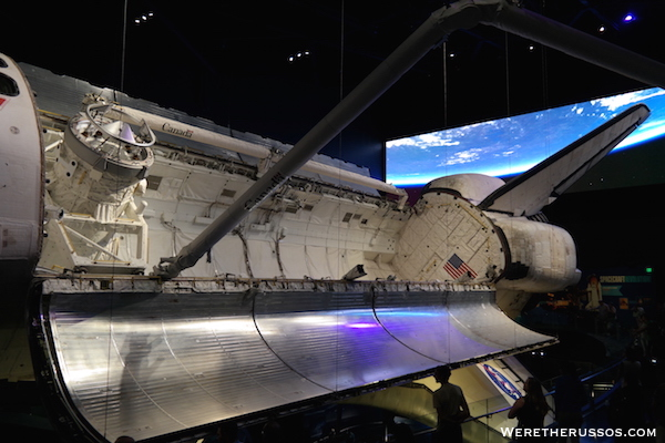 space shuttle simulator at kennedy space center - photo #6