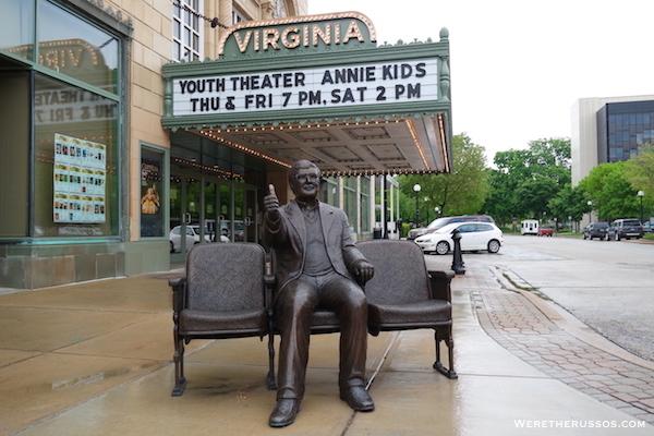 Ebert Virginia Theatre