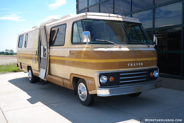 RV MH Hall of Fame Travco