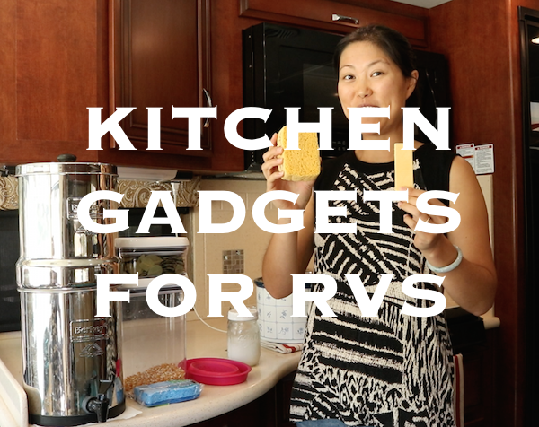 Kitchen Gadgets for RVs