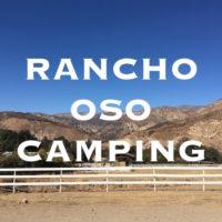 Rancho Oso Camping Santa Barbara