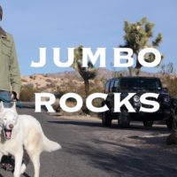 Jumbo Rocks Campground Joshua Tree