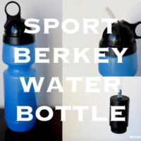Sport Berkey water bottle review