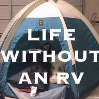 full time rv life without an rv