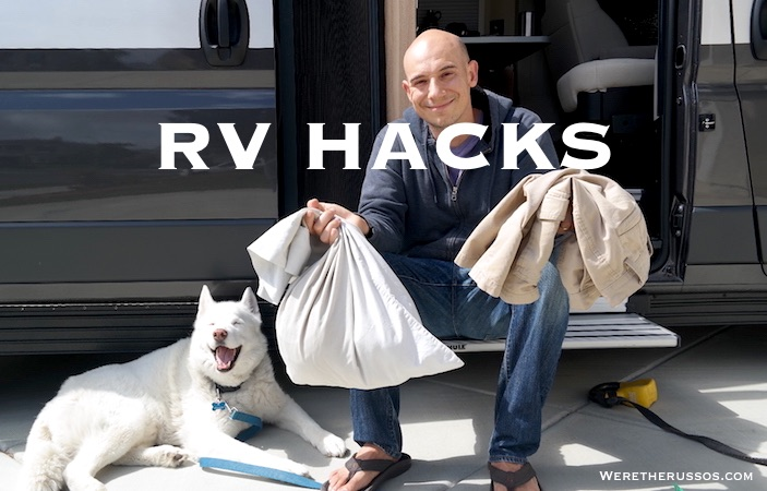RV Hacks Simple and Cheap
