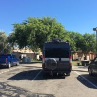 Westley CA Rest Area