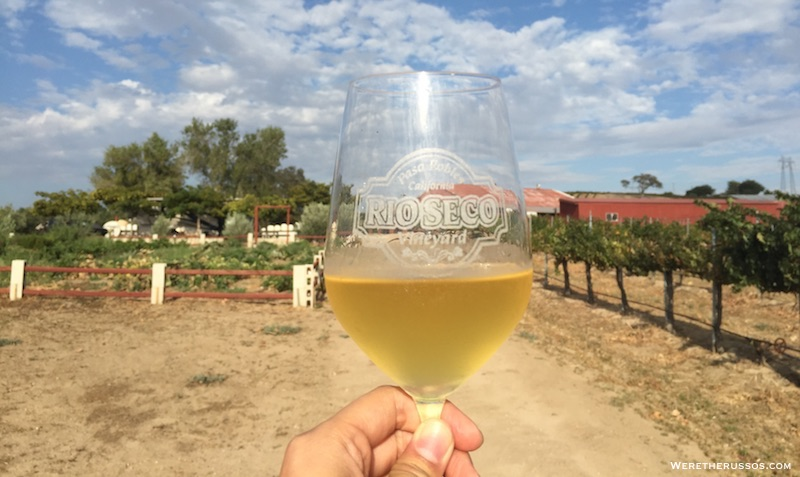 Rio Seco Vineyard Paso Robles
