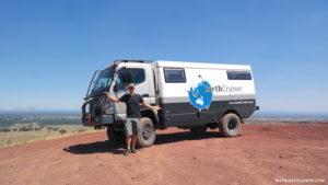 EarthCruiser Overland Vehicles