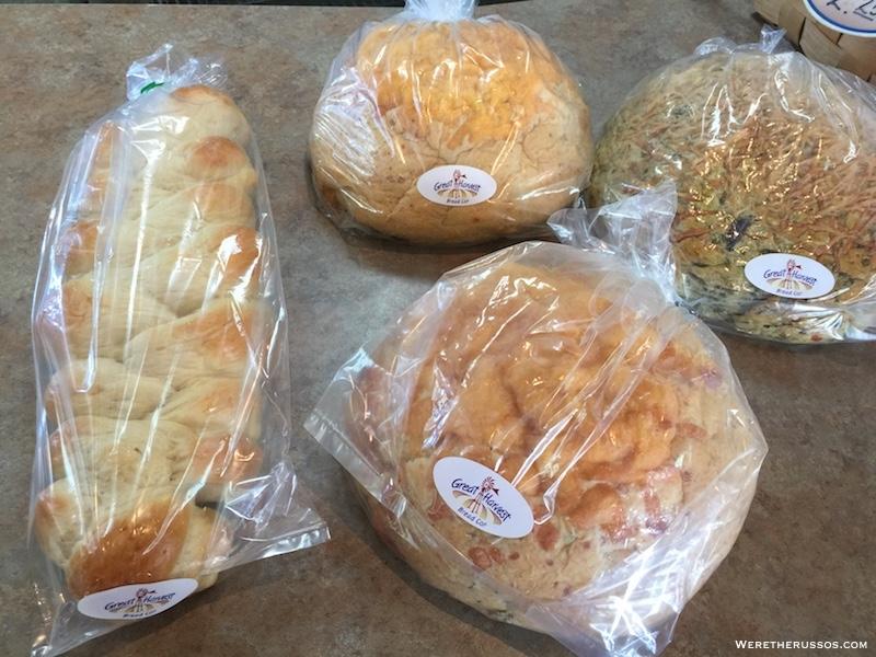 Great Harvest Bread Company Bend Oregon