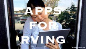 Apps for RVing