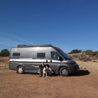 Flagstaff Camping - dispersed camping