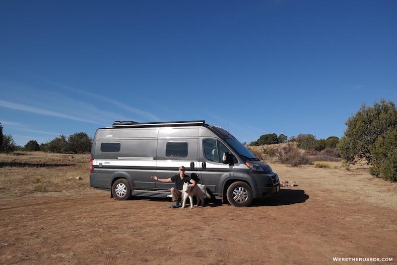 Free Camping Flagstaff Arizona