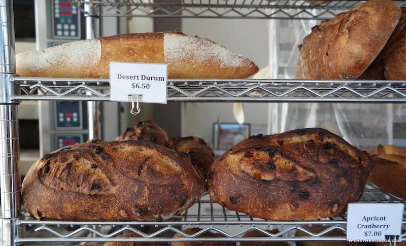 Barrio Bread Tucson Artisan Bread