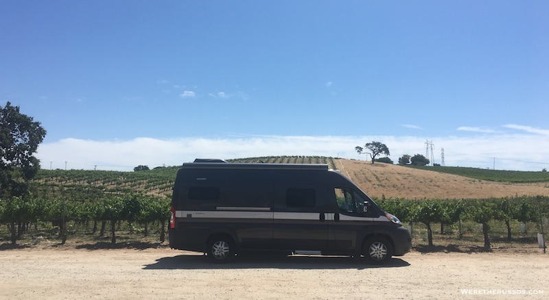 Harvest Hosts Review - Overnight RV Camping at Wineries, Farms and More