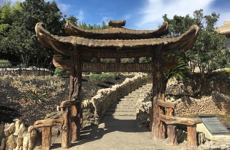 Japanese Tea Garden San Antonio
