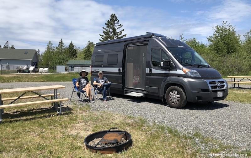 Acadia National Park Camping Narrows Too