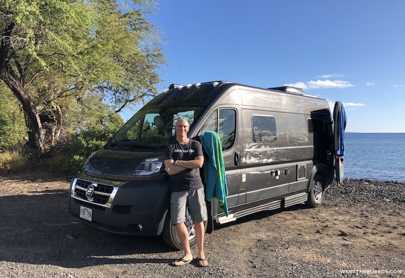 Maui RV Rental with Campervan Hawaii - The Best Way to Explore Maui
