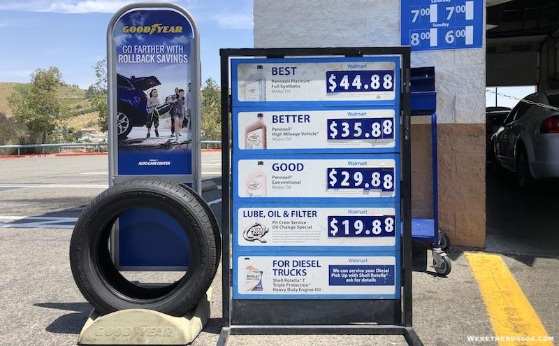 Walmart Tire Installation Price >> Walmart Rv Parking Overnight Parking At Walmart Stores
