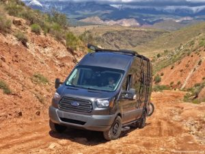 Off-Grid Adventure Van Storyteller Overland